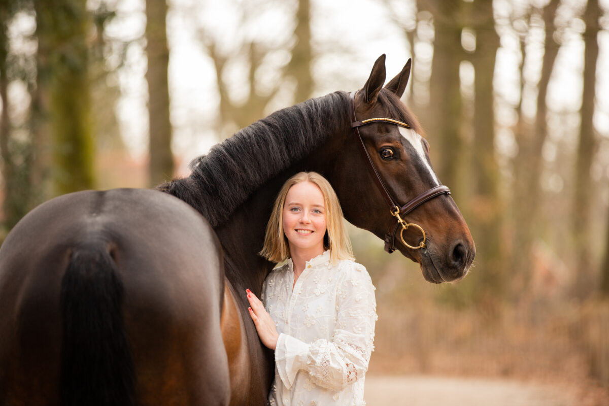 Portretfoto paardenfotograaf