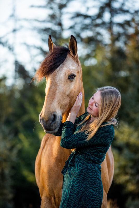 Portretfoto paardenfotografie